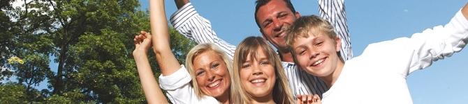Haushaltsbuch für Familien